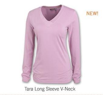 Tara L/S V-Neck