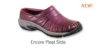 Encore Pleat Slide