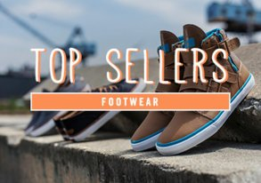 Shop Top Sellers: Footwear from $24
