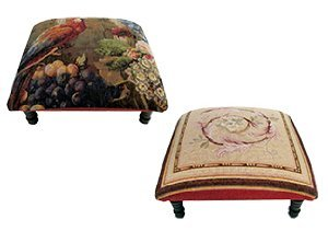 Put Your Feet Up: Footstools & Benches