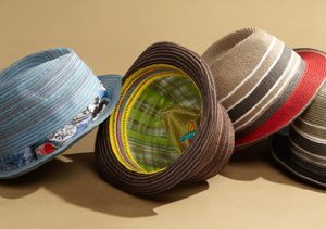 Now Trending: The Straw Hat
