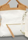 Foley + Corinna Mid City Painted Canvas Tote