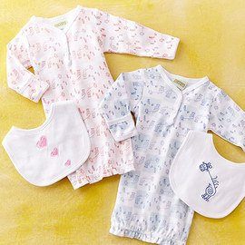 Out-the-Door Adorable: Infant Layette