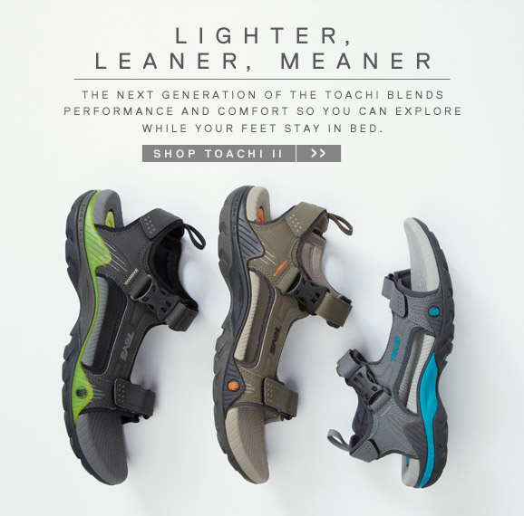 Lighter, Leaner, Meaner - Shop Toachi II