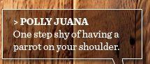 Polly Juana
