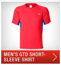MEN'S GTD SHORT- SLEEVE SHIRT