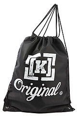 The K Original Cinch Sack in Black