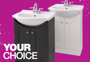 Style Selections Bath Vanity With Top