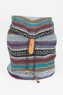 NATIVE ARROWS BUCKET BACKPACK 40