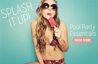 Splash It Up: Pool Party Essentials