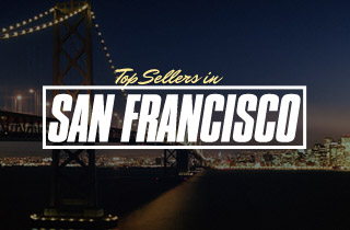 San Francisco: Top Selling Items