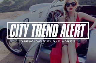Long Skirts, Dresses, & Pants