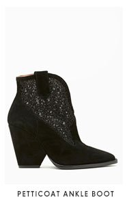 Petticoat Ankle Boot