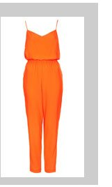 Strappy V Neck Jumpsuit