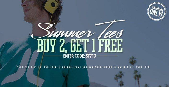 Summer Tees