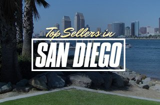 San Diego: Top Selling Items