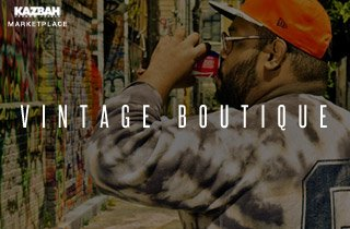 Marketplace: Vintage Boutique