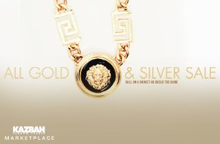 Marketplace: All Gold & Silver Sale