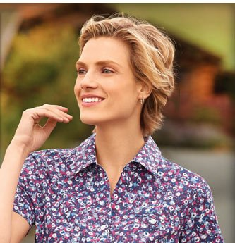 Now available in new styles, colors, and patterns, our Care-Free shirts ensure you'll look great all season long.