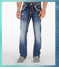 Rock Revival Tyme Slim Straight Jean