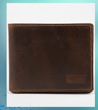 Fossil Sam Traveler Wallet