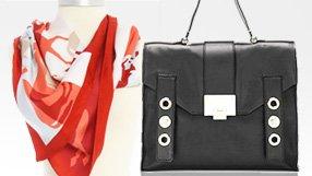 Luxury Lounge: Balenciaga, Longchamp & More