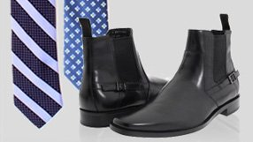 Fall preview: Michael Kors, Ike Behar, Ted Baker Ties and Hugo Boss Shoes