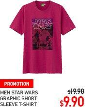 MEN STAR WARS T