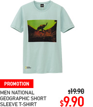 MEN NATIONAL GEOGRAPHIC T