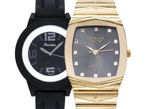 Coolest Watches by Omax, Raynell, Varsales & more