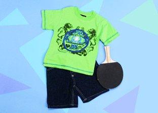 Boys Summer Essentials