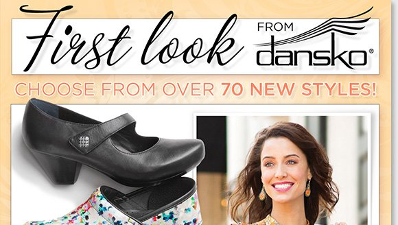 Shop great NEW Dansko fall arrivals! We have over 70 new clogs, casual and dress styles perfect for the season ahead. As your #1 source for Dansko, we have every color and style, every day! Shop now to find the best selection online and in stores at The Walking Company!