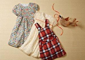 Knot Girls' Dresses