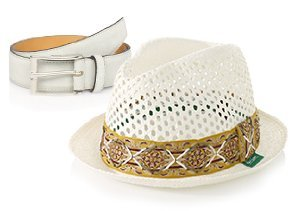 White Party: Accessories