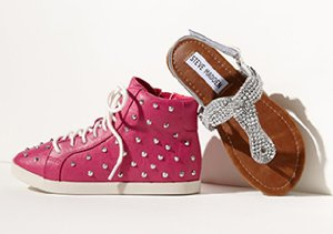 Color Me Happy: Girls' Shoes