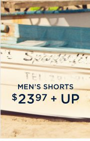 Men's Shorts | $23.97 + Up