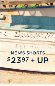 Men's Shorts | $23.97 + Up