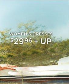 Women's Dresses | $29.96 + Up