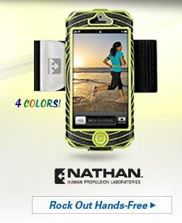 Nathan Sonic Boom Armband iPhone 5