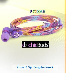 ChicBuds ARTS Earbuds with Mic