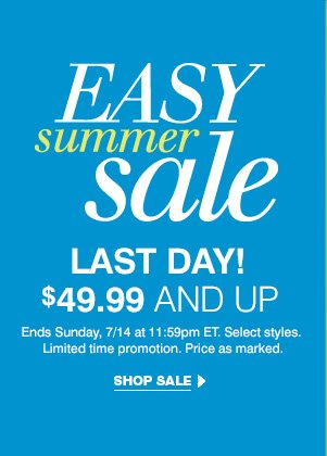 Click here to shop the sale.
