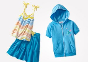 Up to 80% Off: Girls' Jackets & Sets
