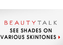 See shades on various skintones