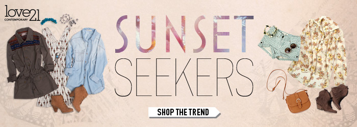 Love21 Sunset Seekers - Shop Now