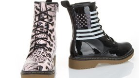 fall preview- Combat Boots
