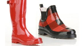 Fall boot preview: Rainboots