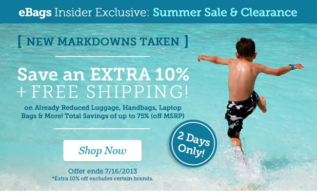Shop Summer Sale and Clearance
