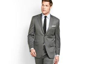 Designer Suiting Featuring Canali