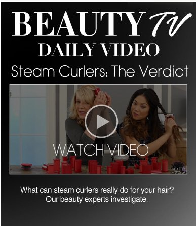 The Verdict What can steam curlers really do for your hair? Our beauty experts investigate.  Watch Now>>