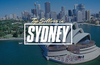 Sydney: Top Selling Items